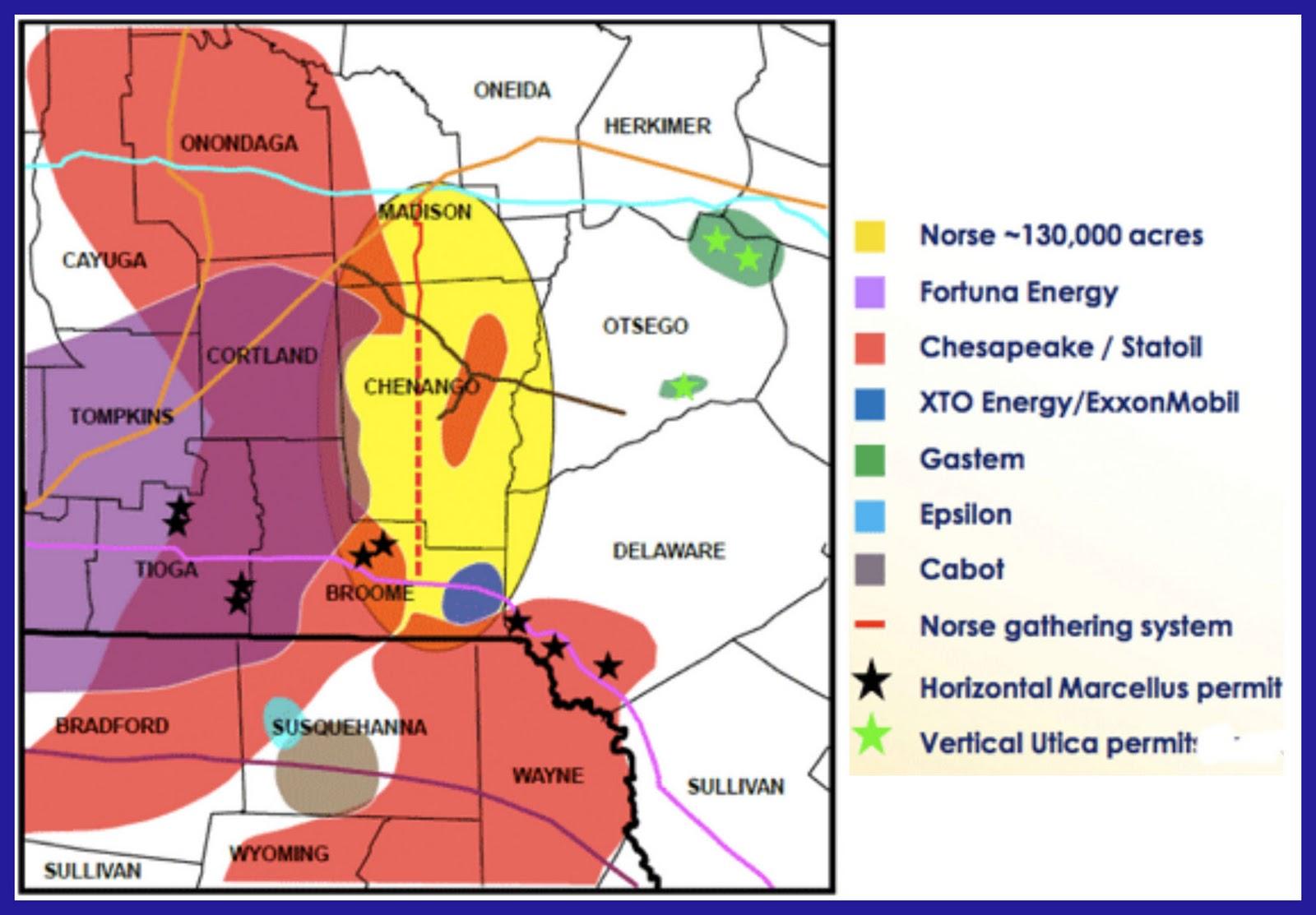 Norse Energy Anbefaling Fra Argo ProInvestor - New york map key